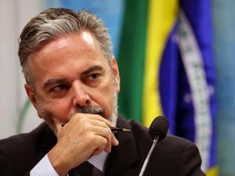 Antonio de Aguiar Patriota - Ex Ministro das Relações Exteriores - Foto: REUTERS/Ueslei Marcelino