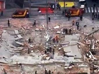 O número de vítimas ainda é impreciso - Foto: Reprodução | Globo News