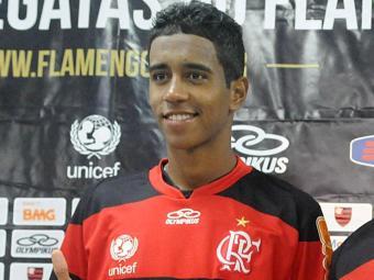 A venda de Gabriel para o Flamengo rendeu aos cofres do Bahia aproximadamente 5,1 milhões de reais - Foto: Alexandre Vidal / Vipcomm