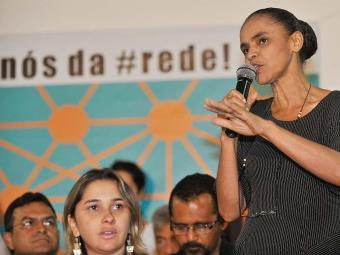 Rede corre contra o tempo para viabilizar candidatura de Marina em 2014 - Foto: Agência Brasil