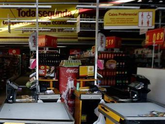 Na Bahia, estabelecimentos comerciais tiveram que fechar as portas mais cedo - Foto: Luiz Tito   Ag. A TARDE