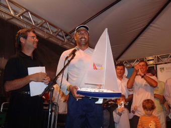 Velejador, de 20 anos, acumula prêmios - Foto: Marco Yamin | Divulgação | YCI