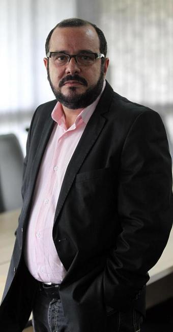 Edmilson Vaz quer levar as inovações do produto A TARDE para mais pessoas - Foto: Lúcio Távora | Ag. A TARDE