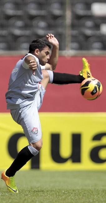 Assim como Dinei, Maxi volta ao time e reforça o ataque do Leão - Foto: Eduardo Martins   Ag. A TARDE