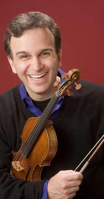 Gil é considerado um dos maiores violinistas do mundo - Foto: Christian Steiner | Divulgação