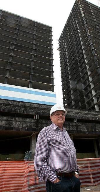 Valente aposta no Civil Towers, empreendimento exclusivo para locação - Foto: Mila Cordeiro | Ag. A TARDE