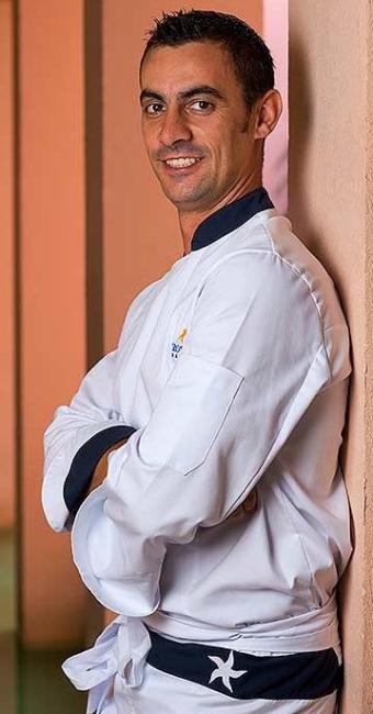 Chef Luis Malagón - Foto: Alexander Landau | Divulgação