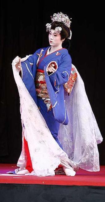 Cultura tradicional do Japão é mostrada durante festival - Foto: Luciano da Matta | Ag. A TARDE