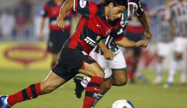 Maxi marcou 1º gol no Brasil no Maraca em 2007, onde enfrenta o Bota nesta quarta - Foto: ANDRÉ MOURÃO/Agência Estado