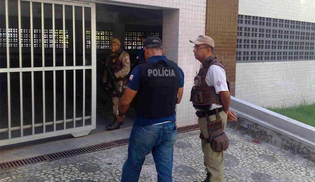 Crime aconteceu dentro de edifício de alto luxo em Ondina - Foto: Edilson Lima | Ag. A TARDE
