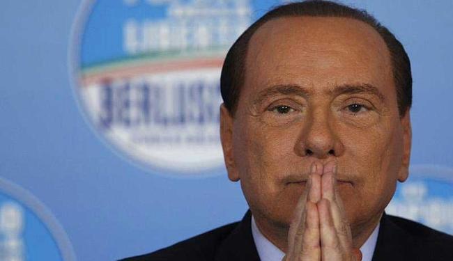 Condenação de Berlusconi poderia acabar com seu domínio de 20 anos na política italiana - Foto: Agência Reuters