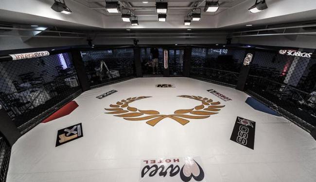 Fãs do MMA poderão assistir a treinos de lutadores amadores e conhecer um octógono - Foto: Pedro de Souza / Divulgação