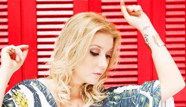 Cantora preparou um repertório especial para o show - Foto: Divulgação