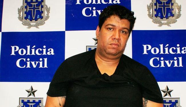 Suspeito também fingia ser fiscal da Receita e assessor parlamentar - Foto: Divulgação | Polícia Civil
