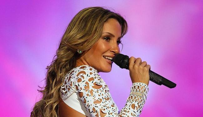 Claudia Leitte realiza neste sábado, em Recife, a gravação de mais um DVD - Foto: Robson Senne | Divulgação