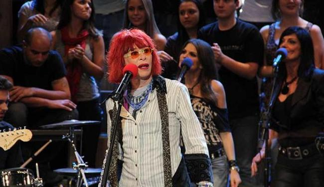 Rita Lee se desentendeu com policiais em show em Sergipe - Foto: Divulgação