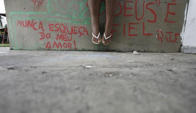 Alguns dos internos de abrigos são órfãos - Foto: Raul Spinassé   Ag. A TARDE