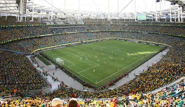 Ingressos da Copa das Confederações foram vendidos só para 3% de turistas estrangeiros - Foto: Fernando Amorim   Ag. A TARDE