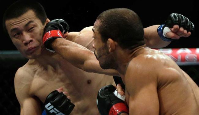 Essa é a quinta vez que José Aldo defende o cinturão - Foto: Ag. Reuters