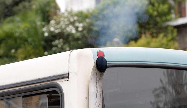Segundo estudo, foram emitidos 71,6 milhões de toneladas de gás carbônico em 2012 - Foto: Fernando Vivas | Ag. A TARDE