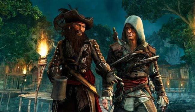 Game vai mostrar a vida dos piratas - Foto: Divulgação