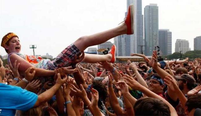 Além da edição brasileira, festival tem também em outras partes do mundo, como em Chicago - Foto: Agência Reuters