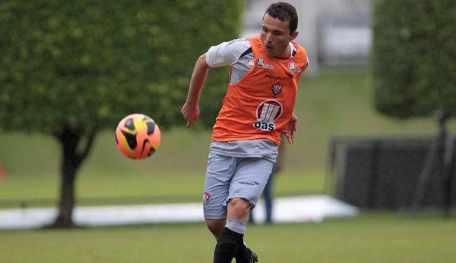 Com Renato Cajá barrado, Camacho será o cérebro do time contra o Fluminense - Foto: Eduardo Martins | Ag. A TARDE