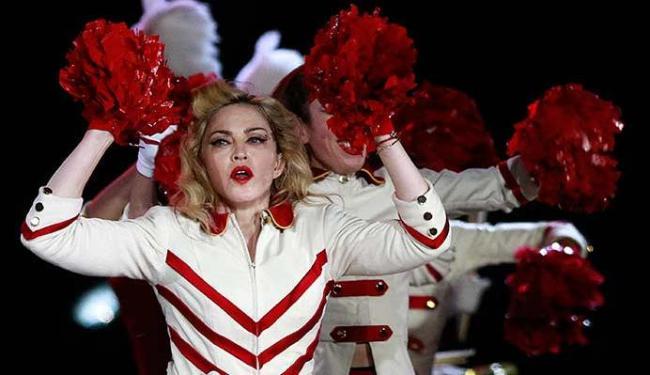 Madonna será a primeira homenageada no programa desta quarta-feira - Foto: Divulgação