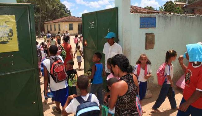 Conferência objetiva fortalecer a cidadania ambiental nas escolas e comunidades - Foto: Marco Aurélio Martins   Ag. A TARDE