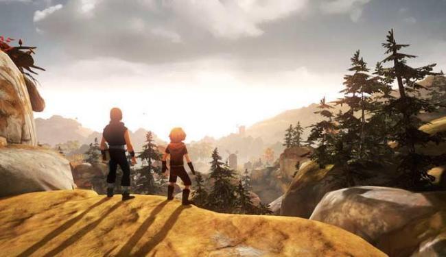 Brothers: A Tale of Two Sons é o primeiro game da promoção da Microsoft - Foto: Divulgação