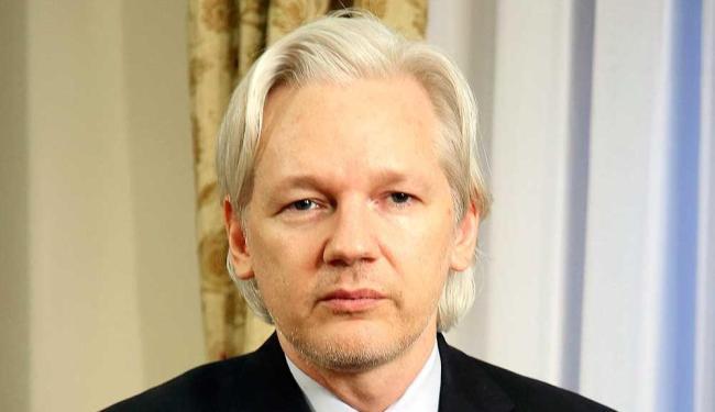 Candidato a uma vaga no Senado, Assange disse que os homens australianos não falam mal de suas amant - Foto: Agência Reuters