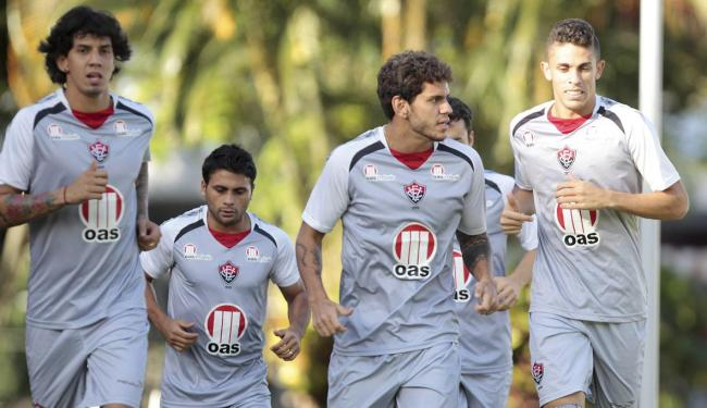 Leão trabalha para confronto direto, fora de casa, com o Corinthians - Foto: Eduardo Martins   Ag. A TARDE