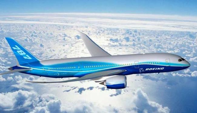 Carteira de pedidos firmes (backlog) do Dreamliner tem 930 unidades - Foto: Divulgação