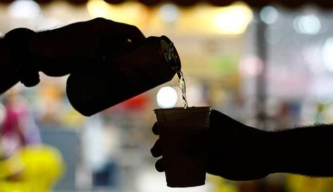 Consumo exagerado de álcool afeta saúde, estética e desempenho atlético - Foto: Fernando Vivas | Ag. A TARDE