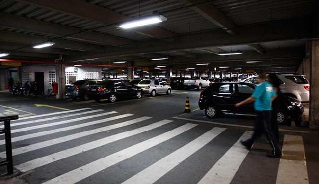 Regras da contratação estabelecem que o aeroporto ganhará 1.328 vagas - Foto: Fernando Vivas | Ag. A TARDE