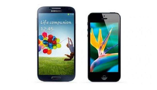 Continua a guerra entre a Samsung e a Apple nos Estados Unidos - Foto: Divulgação