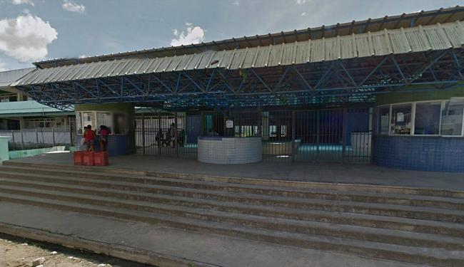 Fachada do Colégio Estadual Praia Grande, em Periperi - Foto: Reprodução | Google Maps