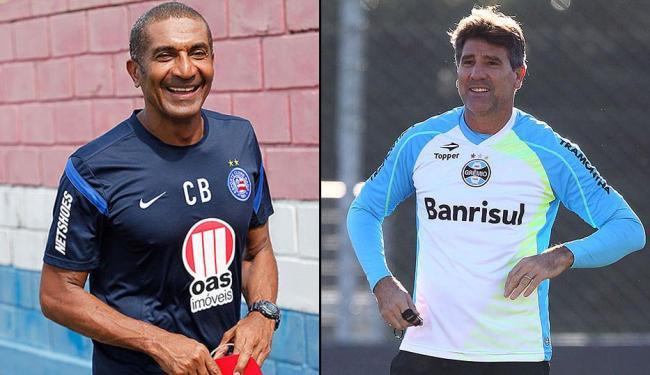 Treinador do Bahia é