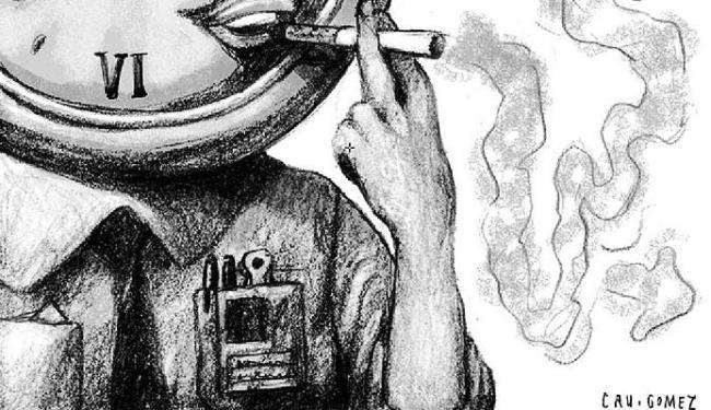 Cada funcionário fumante custa o equivalente a R$ 12 mil por ano - Foto: Cau Gomez | Ag. A TARDE