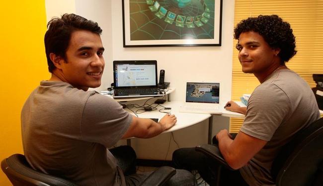 Norton e Vicente tinham o sonho de criar algo novo para alcançar grande repercussão - Foto: Mila Cordeiro   Ag. A TARDE