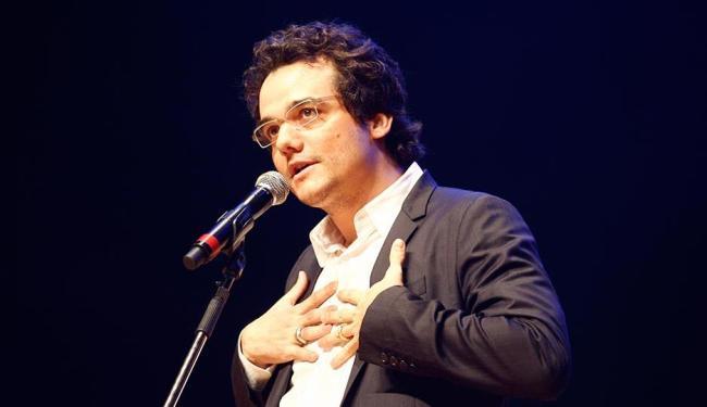 Wagner foi homenageado com o Prêmio Cidade de Gramado no último sábado - Foto: Luciano da Matta   Ag. A TARDE