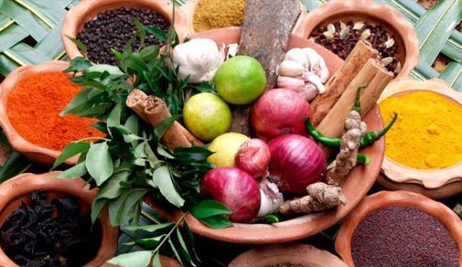 Alimentos são divididos em sáttvicos (leves), rajásicos (intermediários) e tamásicos (pesados) - Foto: Divulgação