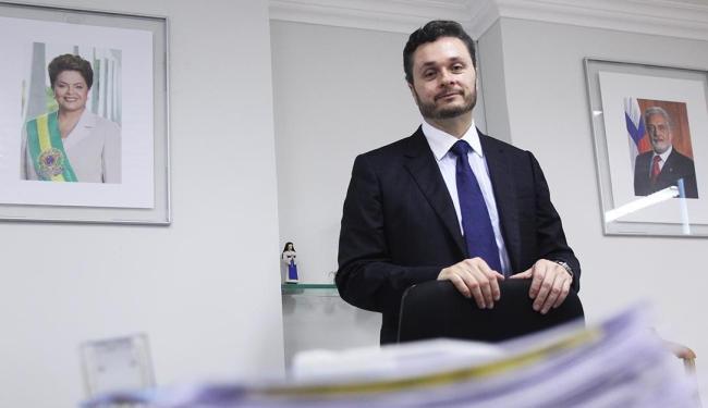 Manoel Vitório, hoje na Administração, deve ser o novo secretário da Fazenda - Foto: Lúcio Távora | Ag. A TARDE