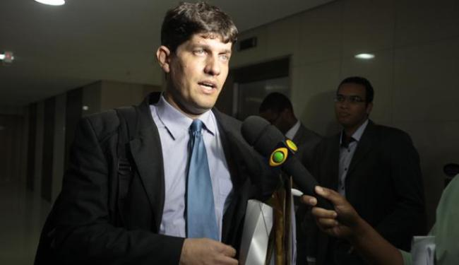 O interventor Carlos Rátis deve presidir uma comissão para acompanhar a eleição no Bahia - Foto: Edilson Lima/ Ag. A TARDE