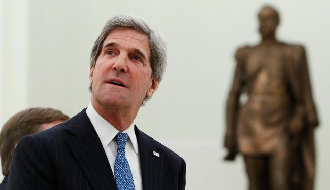 Secretário americano elogiou o Brasil na questão climática - Foto: Maxim Shemetov | Reuters
