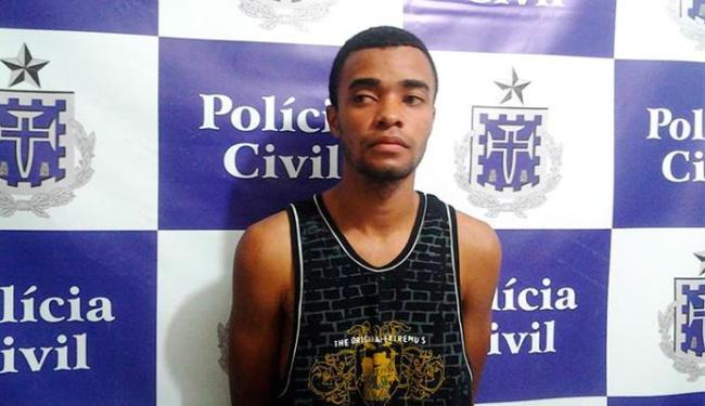 Jovem teria cometido o atentado por não aceitar fim de relacionamento - Foto: Emerson Rocha | Site Bahia Acontece