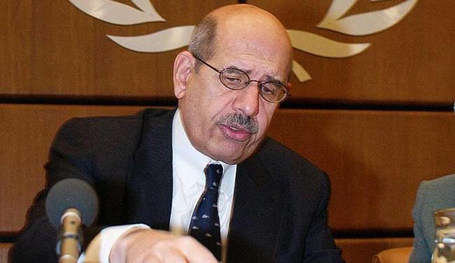 Nobel da Paz, El Baradei foi empossado como vice-presidente no último dia 14 de julho - Foto: Agência Reuters