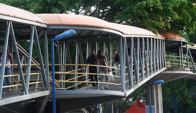 Empreendimentos podem adotar passarelas de Salvador - Foto: Margarida Neide | Ag. A TARDE