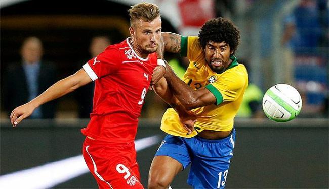 No primeiro teste após título da Copa das Confederações, Seleção acaba derrotado em amistoso - Foto: Arnd Wiegmann l Reuters