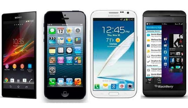 Esta é a primeira vez que as vendas excederam a de celulares tradicionais, que são mais básicos - Foto: Divulgação